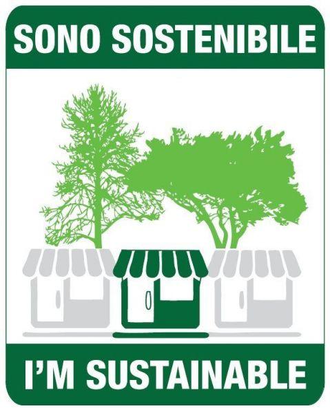 Logo Sono Sostenibile